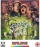 Class of Nuke 'Em High - British Blu-Ray cover (xs thumbnail)