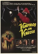 Nosferatu a Venezia - Mexican Movie Poster (xs thumbnail)