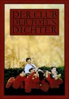 Dead Poets Society - German DVD movie cover (xs thumbnail)