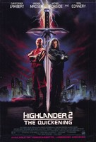 Highlander 2 - Movie Poster (xs thumbnail)