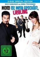 Mord ist mein Geschäft, Liebling - German DVD cover (xs thumbnail)