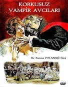 Dance of the Vampires - Turkish Movie Cover (xs thumbnail)