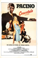 Scarface - Argentinian Movie Poster (xs thumbnail)