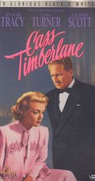 Cass Timberlane - VHS cover (xs thumbnail)