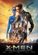 X-Men: Days of Future Past - Finnish Movie Poster (xs thumbnail)