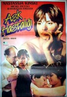 Maladie d'amour - Turkish Movie Poster (xs thumbnail)