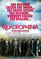 Quadrophenia - German Movie Poster (xs thumbnail)
