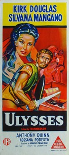 Ulisse - Australian Movie Poster (xs thumbnail)