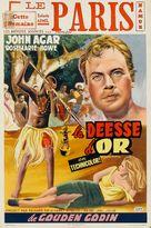 The Golden Mistress - Belgian Movie Poster (xs thumbnail)