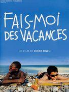 Fais-moi des vacances - French Movie Cover (xs thumbnail)