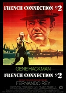 French Connection II - German Movie Poster (xs thumbnail)