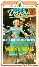Let's Dance - Argentinian VHS cover (xs thumbnail)