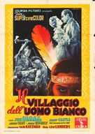 When the Redskins Rode - Italian Movie Poster (xs thumbnail)