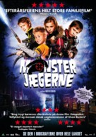 Monsterjægerne - Danish Movie Poster (xs thumbnail)