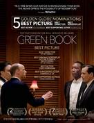Green Book - For your consideration poster (xs thumbnail)