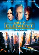 The Fifth Element - Czech Movie Cover (xs thumbnail)