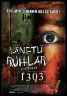 Apartment 1303 - Turkish poster (xs thumbnail)