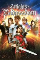 Knights of Badassdom - Australian DVD cover (xs thumbnail)