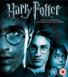 Harry Potter and the Chamber of Secrets - British Blu-Ray movie cover (xs thumbnail)