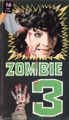 Le notti del terrore - Dutch VHS cover (xs thumbnail)
