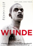 Inxeba - German Movie Poster (xs thumbnail)