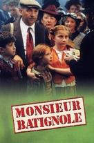 Monsieur Batignole - Italian poster (xs thumbnail)
