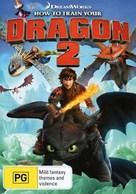 How to Train Your Dragon 2 - Australian DVD movie cover (xs thumbnail)