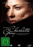 Charlotte Gray - German DVD movie cover (xs thumbnail)