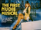 The First Nudie Musical - British Movie Poster (xs thumbnail)
