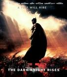 The Dark Knight Rises - German Blu-Ray movie cover (xs thumbnail)