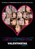 Valentine's Day - German Movie Poster (xs thumbnail)