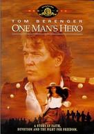 One Man's Hero - DVD cover (xs thumbnail)