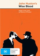 Wise Blood - Australian DVD cover (xs thumbnail)