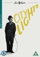 City Lights - British DVD cover (xs thumbnail)