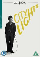 City Lights - British DVD movie cover (xs thumbnail)