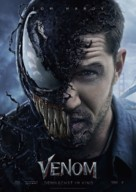 Venom - German Movie Poster (xs thumbnail)