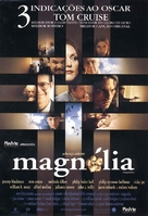 Magnolia - Brazilian Movie Poster (xs thumbnail)