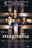 Magnolia - Brazilian Movie Poster (xs thumbnail)