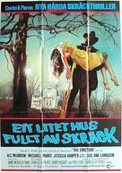 The Evictors - Swedish Movie Poster (xs thumbnail)