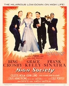 High Society - Movie Poster (xs thumbnail)