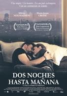 2 yötä aamuun - Argentinian Movie Poster (xs thumbnail)