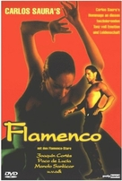 Flamenco - German DVD cover (xs thumbnail)