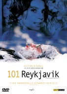 101 Reykjavík - German DVD movie cover (xs thumbnail)