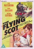 The Flying Scot - British DVD cover (xs thumbnail)