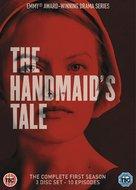 """The Handmaid's Tale"" - British DVD movie cover (xs thumbnail)"
