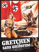 Eine Armee Gretchen - French Movie Poster (xs thumbnail)