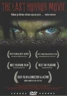 The Last Horror Movie - Finnish DVD cover (xs thumbnail)