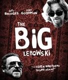 The Big Lebowski - Blu-Ray movie cover (xs thumbnail)