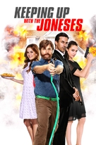 Keeping Up with the Joneses - Movie Cover (xs thumbnail)