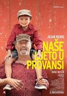 Avis de mistral - Serbian Movie Poster (xs thumbnail)